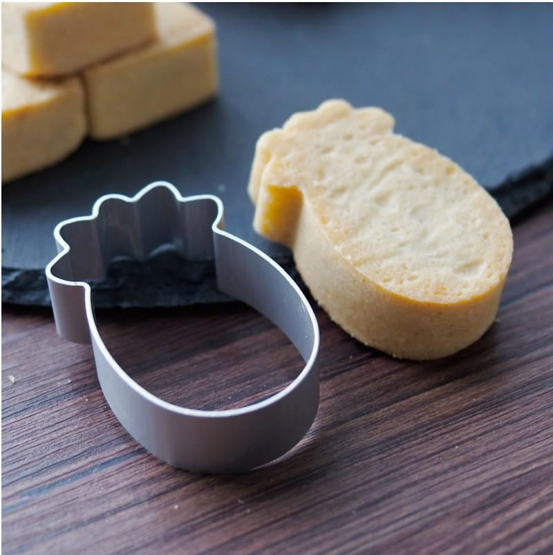 High Quality Aluminum Alloy Biscuits Mold Cookies Baking ToolsCookie Cutter - intl
