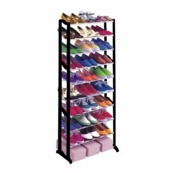 High Quality Amazing Shoe Rack (Black)