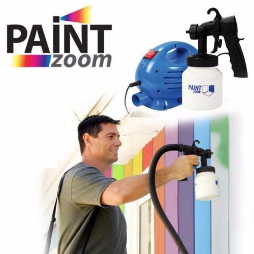 High Quality Paint Zoom Professional Electric Paint Sprayer PaintGun