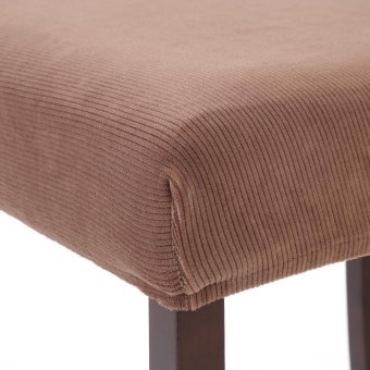 High Quality Soft Polyester Spandex Chair Cover Stretch RemovableSlipcover Hotel Dining Meeting Room Chair Seat Cover - intl - 4