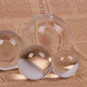 High Quality Store New 40mm Asian Rare Natural Quartz Clear MagicCrystal Healing Ball Sphere