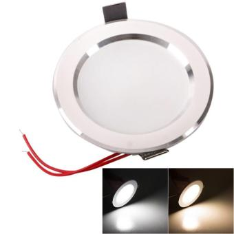 High Quality Store New New 3W LED Recessed Ceiling Light Downlight Spot Lamp Warm White