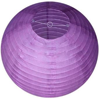 HKS Chinese paper Lantern (Purple) (Intl)