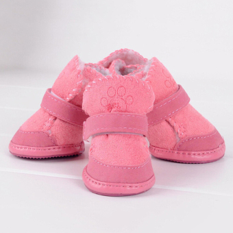 HKS Cute Puppy Shoes for Small Dog (Intl)