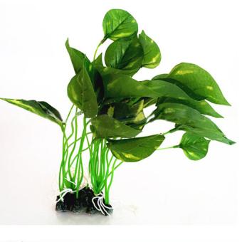 HKS Plastic Aquarium Plants (Green) (Intl) - picture 2