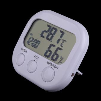 HKS TA698 LCD Digital Clock Thermometer Hygrometer (Intl) - picture 2