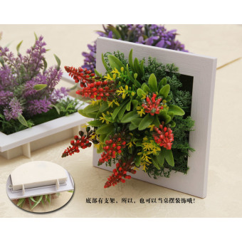 HL 3D Artificial Flower, Home Deco, Flower Decoration (A021) - intl - 3