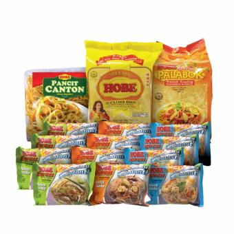 Hobe Noodle Fiesta 15 Pack Price Philippines