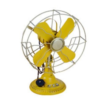 Home furnishings Retro fan for Home Decor Wedding Party - intl Price Philippines