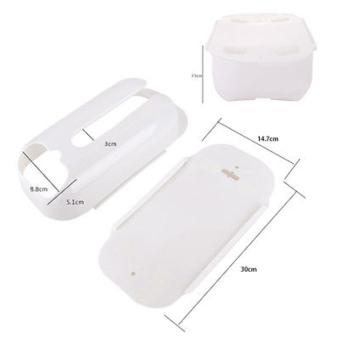Home Kitchen Plastic Bag Holder Dispenser - intl - 4