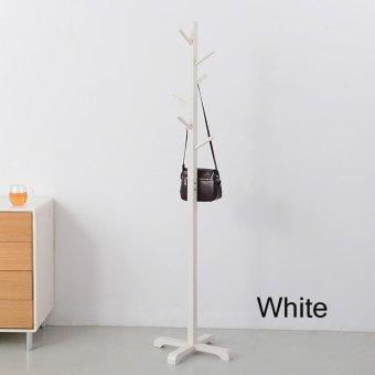 Home Modern High-end (wooden) Coat Hanger, Hat Rack. - intl - 3