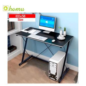 Homu Griffin Office Table 100x58 (Black)
