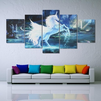 Honana HUGE MODERN ABSTRACT WALL DECOR ART PAINTING ON CANVAS no frame - intl
