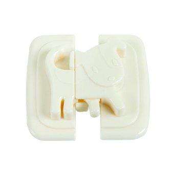HOT Creative Refrigerator Lock Security Measures Child InfantBabySafety Locks - intl - 4