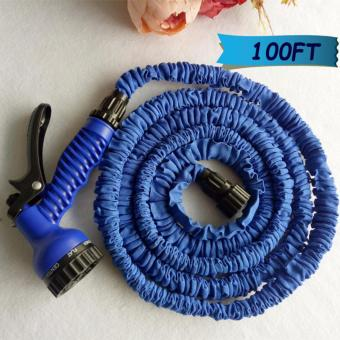 Hot Selling 100FT Garden Hose Expandable Magic Flexible Water HoseEU Hose Plastic Hoses Pipe With Spray Gun To Watering