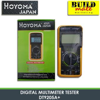 Hoyoma Digital Multimeter Tester DT9205A+