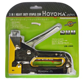 Hoyoma Japan Heavy Duty Staple Gun