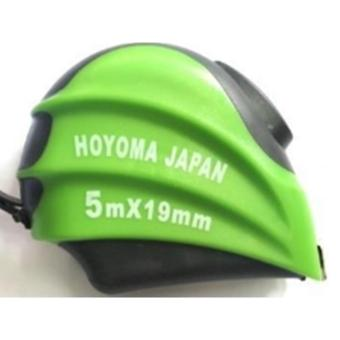 Hoyoma Japan Measuring Tape 5mts. (Green)