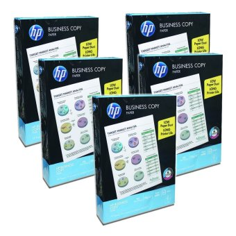 HP Business 70gsm A4 Copy Paper, Pack of 5 (White)