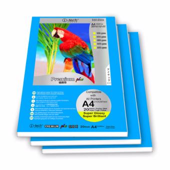 i-Tech Glossy Photo Paper A4 180gsm Price Philippines
