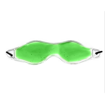 Ice Compress Gel Aid-sleeping Eye Care Eye Shield Blinder Green