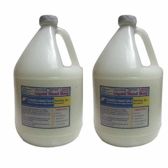 iChem SoftCare Liquid Hand Soap Set of 2 (Lavander)