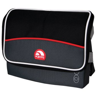 Igloo Collapse and Cool 6 Tech Lunch Bag (Tech Red)