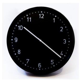 Ikea Bondis Wall Clock (Black)