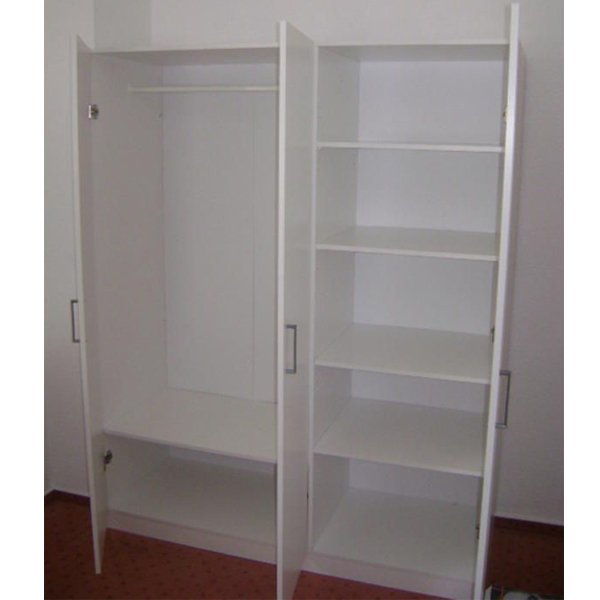 Ikea Dombas 3 Door Wardrobe White Philippines