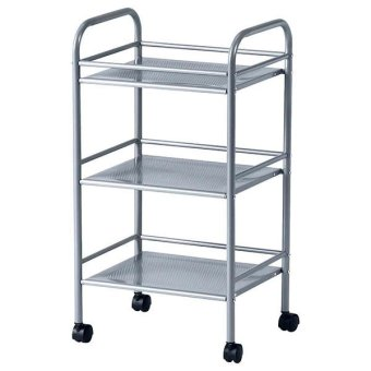 Ikea Draggan Trolley (Silver) Price Philippines