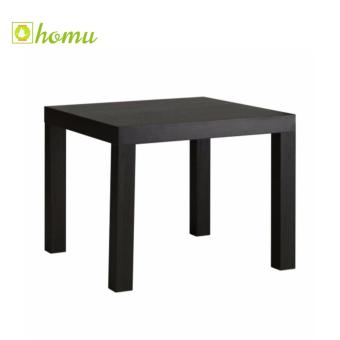 Ikea LACK Side Table (Black/Brown)