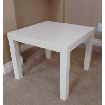 IKEA Lack Side Table (White) - 2