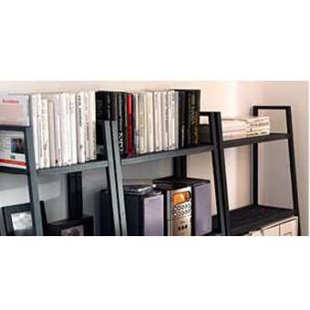 Ikea Lerberg Shelving Unit (White) - 4