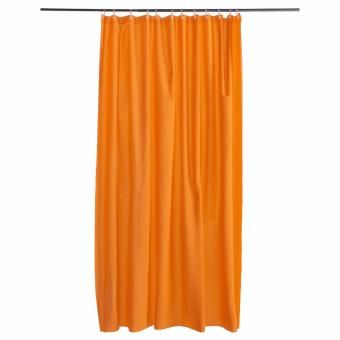 Ikea Oleby Shower Curtain (Orange) Price Philippines
