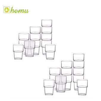 ikea reko glass set of 24
