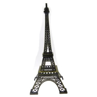 "Harga 10"" Eiffel Tower PARIS (Bronze)"