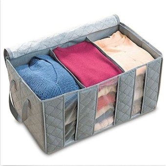 Bamboo Charcoal Storage Bag Clothing Organizer Price Philippines