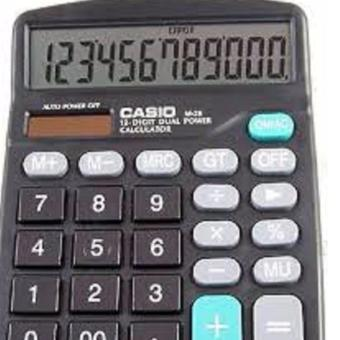 Casio M-28 12 Digit Calculator Price Philippines