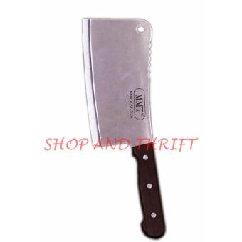 Harga SHOP AND THRIFT COOKING KNIVES MMT- 0271 BIG KNIFE