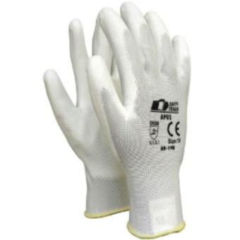 Soft Touch® Precision Work Gloves APUS White - AD-19W (Size 8) Price Philippines
