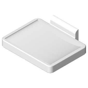 Concealed Screw Mounted Soap Dish Holder (Chrome Plated) Price Philippines