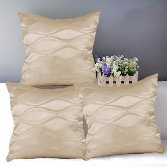"Home Essentials Marsherbrum 16"" x 16"" Throw Pillow Case Set of 3 Price Philippines"