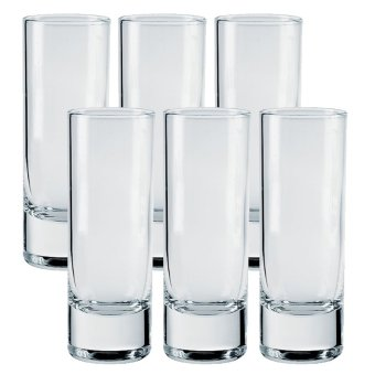 Harga Italian Shot Glass / Bar Glass 60ml Set of 6 Glassware