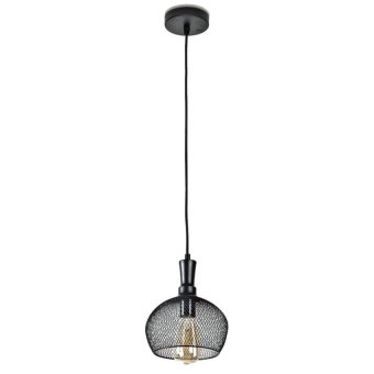 Harga Big Lite Metal Hanging Ceiling Lamp Housing SP1094/1-S Modern LED Lighting