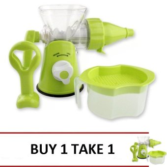 HX-0899 Multi-function Manual Juicer Buy 1 Take 1 Price Philippines