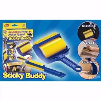 Sticky Buddy Hair Lint Dust Remover With Built-In Fingers Price Philippines