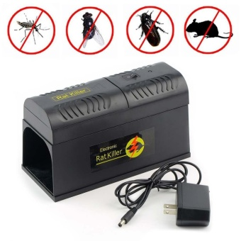 Electronic Rat Killer mouse trap rodent zapper rat zapper trap mice control - intl Price Philippines