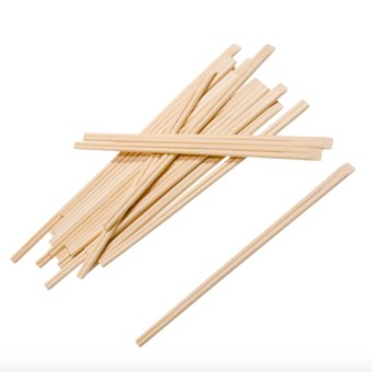50pcs BAMBOO CHOPSTICKS (TWIN) WITH WHITE ENVELOPE Price Philippines