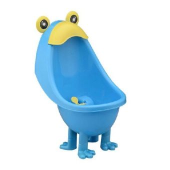 Frog Children Stand Vertical Urinal Wall-Mounted Urine Blue Price Philippines