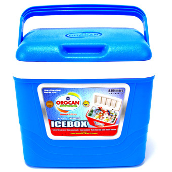 Orocan 9208 Ice Cooler 8 Liters Box (Blue) Price Philippines